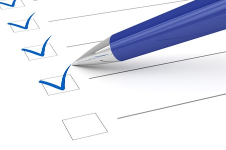 Building an Investment Checklist