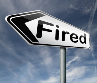 16575399 - fired getting fired loose your job, you're fired loss work jobless