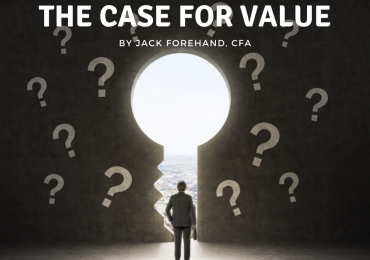 The Case For Value Stocks