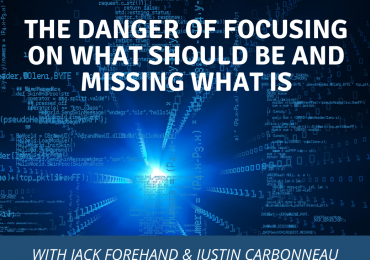 Excess Returns, Ep. 28: The Danger of Focusing on What Should Be and Missing What Is