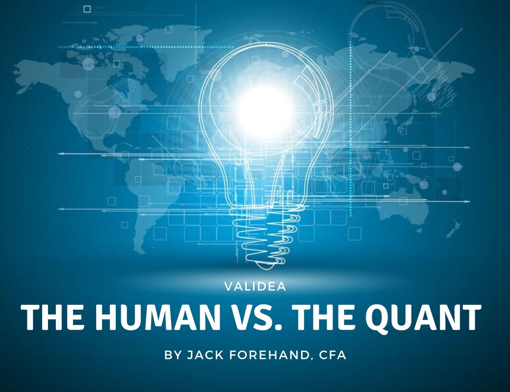 Human vs. Quant Investing