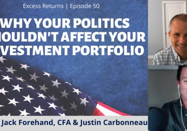 Why Your Politics Shouldn't Affect Your Investment Portfolio (Ep. 50)