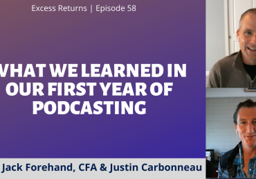 Lessons From Our First Year of Podcasting (Ep. 58)