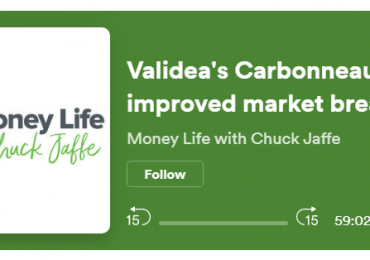 Validea's Justin Carbonneau on Money Life with Chuck Jaffe