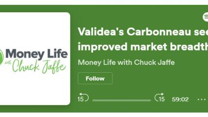 Validea's Justin Carbonneau on Money Life with Chuck Jaffe