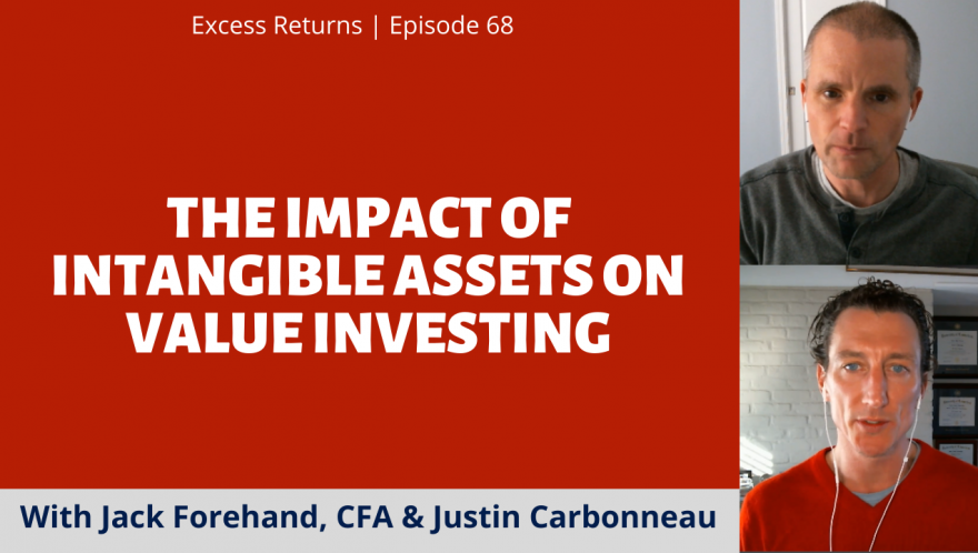The Impact of Intangible Assets on Value Investing (Ep. 68)
