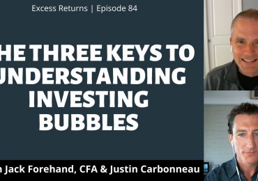 The Three Keys to Understanding Investing Bubbles (Ep. 84)