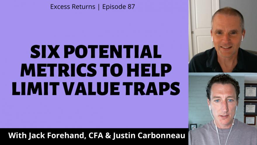 Six Potential Metrics to Help Limit Value Traps