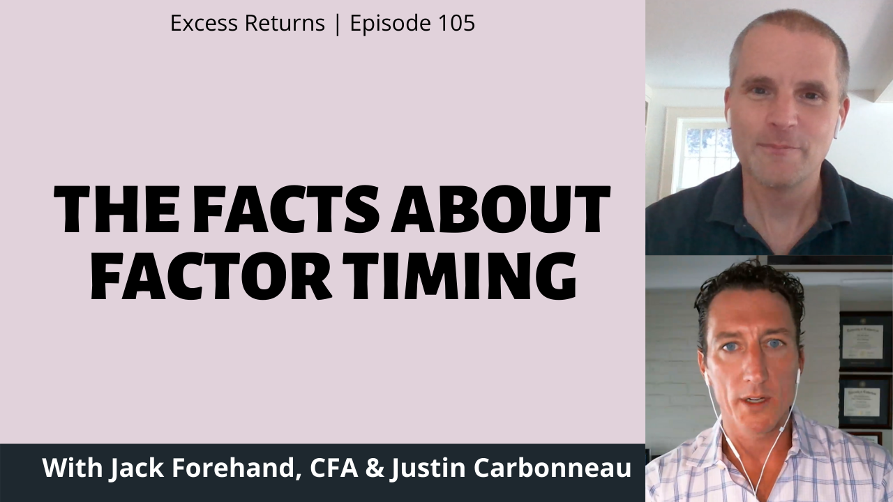 The Facts About Factor Timing