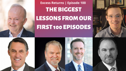 The Biggest Lessons From Our First 100 Episodes