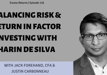 Balancing Return and Risk in Factor Investing with Harin de Silva
